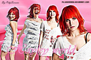 Hayley Blend by PilySerrano