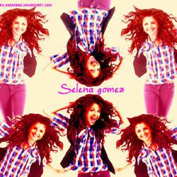 Selena Gomez Blend by PilySerrano