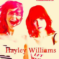 Hayley Williams by PilySerrano