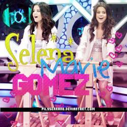 Selena gomez by PilySerrano