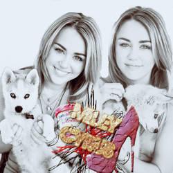 Miley Rocks! by PilySerrano