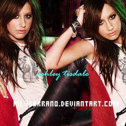 Ashley Tisdale by PilySerrano
