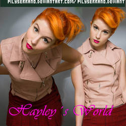 Hayley World by PilySerrano