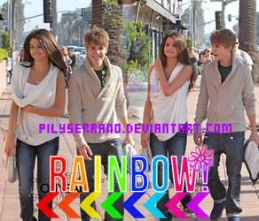 RainBow Blend by PilySerrano