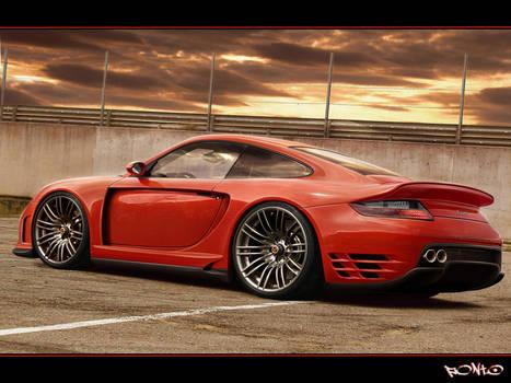 Porsche 911 by pont0