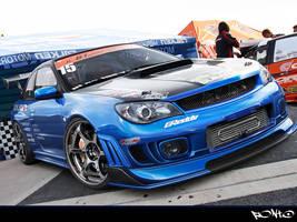 Subaru Impreza by pont0