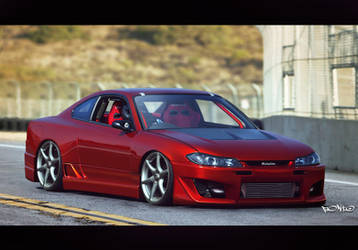 Clean S15 Silvia by pont0