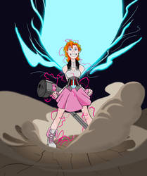 Nora Valkyrie by Cadhla182