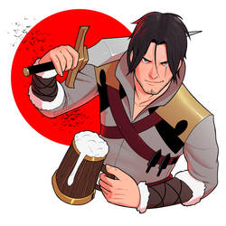 Legacy Day 4: Trevor Belmont by Cadhla182