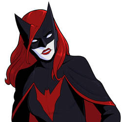 Warm Up: Batwoman by Cadhla182