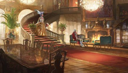 Chateau by RhysGriffiths