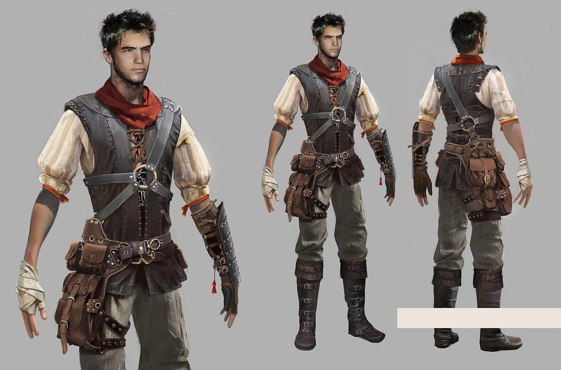 Hunter by RhysGriffiths