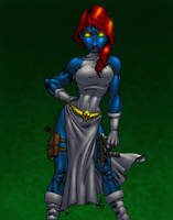 Mystique by ConfuciusRetaliation