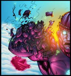 Magneto Loves Sentinels by ConfuciusRetaliation