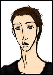 Desmond Miles - AC   Sketch by Alexis-Croft111