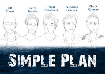 Simple Plan by Alexis-Croft111