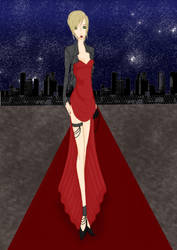 Red Carpet by Alexis-Croft111