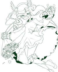 Noitamina Dead Master by goldfishu