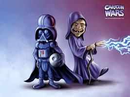 Vader by Otisso