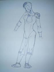 Practice Draft-Mixtli Design by briantk2003