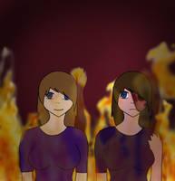 Burnt Jewel - BJ  by Kitkate1