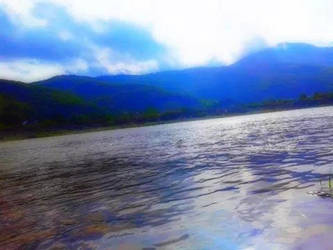 river by TragacNox