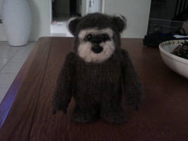 Wooly Ewok by Whitness