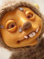 Monty Closeup by Whitness