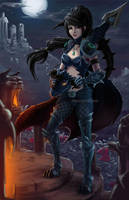 Dragonslayer by Zinganza
