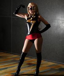 Ms. Marvel by Yunie-chan