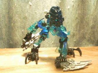 (mutant Bounty Hunter) strike a pose by RoZilla42