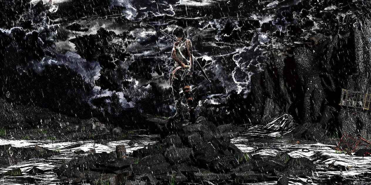 Tomb Raider Reborn by JBVTG