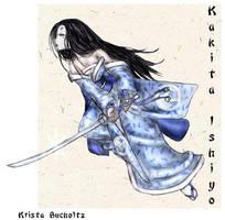 Kakita Ishiyo by PookaWitch