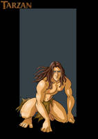 tarzan by nightwing1975