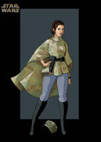 princess leia 9 by nightwing1975