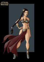 princess leia 8 by nightwing1975