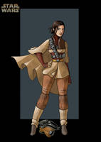 princess leia 7 by nightwing1975