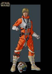 luke skywalker 8 by nightwing1975