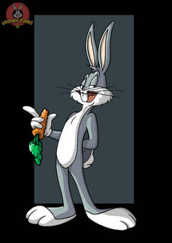 bugs bunny by nightwing1975