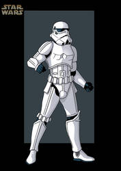 stormtrooper by nightwing1975