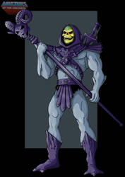 skeletor by nightwing1975