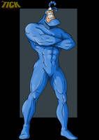 the tick by nightwing1975
