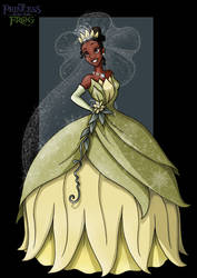 princess tiana by nightwing1975