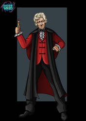 third doctor  -  commission by nightwing1975