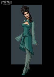 sadara vulcan bride-commission by nightwing1975