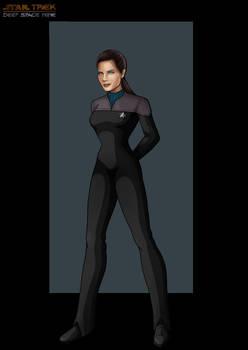 lieutenant commander jadzia dax by nightwing1975