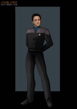 doctor julian bashir by nightwing1975