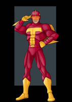 turbo man by nightwing1975