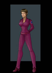 commander t'pol by nightwing1975