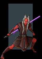 coda graal jedi  -  commission by nightwing1975